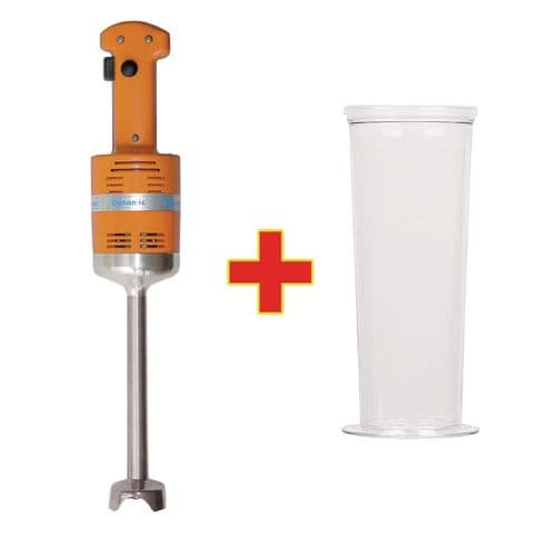 Special Offer Dynamic Junior Stick Blender with Free Blending Container